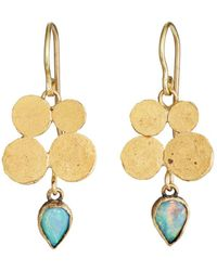 Judy Geib - 4-squash Drop Earrings - Lyst