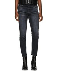 GRLFRND - Kiara Relaxed Jeans - Lyst