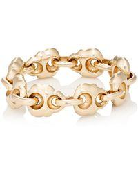 Luis Morais - Skull Chain Ring - Lyst