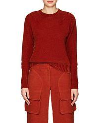 Sies Marjan - Freddy Velvet Sweater - Lyst