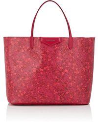 Givenchy - Antigona Large Canvas Tote Bag - Lyst