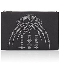 Givenchy - World Tour Graphic Pouch - Lyst