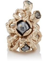 Koche - Large Knot Ring - Lyst