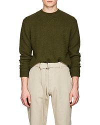 Acne Studios - Peele Brushed Wool-cashmere Jumper - Lyst