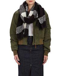 Destin - Buddy Wool-blend Scarf - Lyst