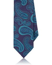 Dolcepunta - Paisley Silk Necktie - Lyst