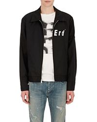 Enfants Riches Deprimes - Eisenhower Cotton Twill Jacket - Lyst