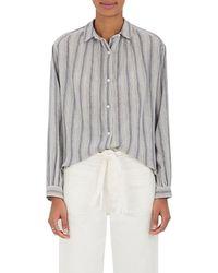 MASSCOB | Dobby-striped Cotton | Lyst