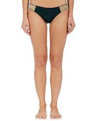 Gilda & Pearl - Gina Silk Bikini Briefs - Lyst