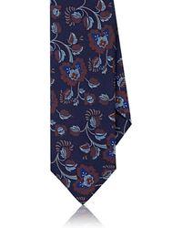 Dolcepunta - Floral Silk Necktie - Lyst