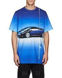 Blood Brother - Droptop Cotton T - Lyst