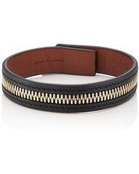 Want Les Essentiels De La Vie - Tambo Zip Bracelet - Lyst