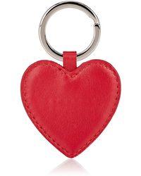 Barneys New York - Heart Key Ring - Lyst