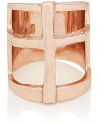 Pamela Love - Cross Ring - Lyst