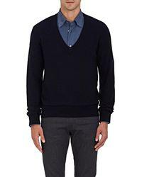 Brioni - Cashmere-silk V - Lyst