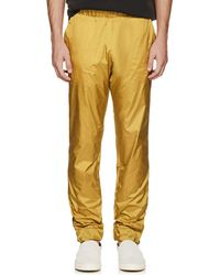 Tomas Maier - Reversible Tech-taffeta Sweatpants - Lyst