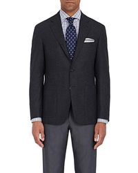 Canali | Kei Double-faced Wool Two | Lyst