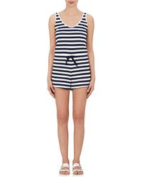Solid & Striped - Striped Cotton - Lyst