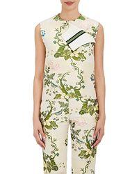 CALVIN KLEIN 205W39NYC - Floral Silk - Lyst