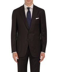 Isaia - Dustin Wool-blend Two-button Sportcoat - Lyst