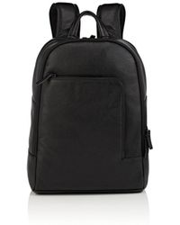 Barneys New York - Leather Backpack - Lyst