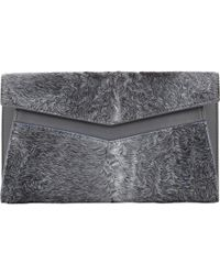 J. Mendel - Messager Envelope Clutch - Lyst
