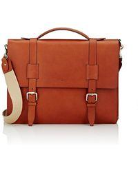 Boldrini Selleria - Double-buckle Briefcase - Lyst