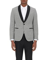 Brooklyn Tailors - Houndstooth Wool Jacket - Lyst