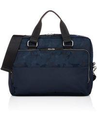 Barneys New York - Commuter Briefcase - Lyst