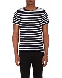 NLST - Tru Striped Cotton T - Lyst
