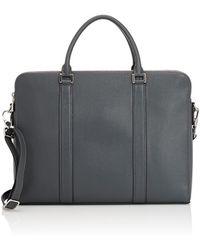 Barneys New York - Men's Three-compartment Briefcase - Lyst