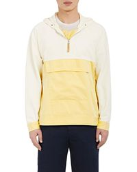 Outerknown - Colorblocked Hooded Anorak Size M - Lyst