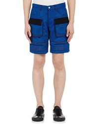 Hood By Air - Moma Cargo Shorts - Lyst