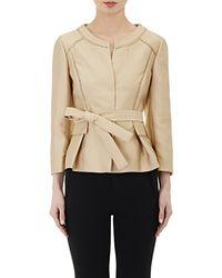 Philosophy di Alberta Ferretti | Belted Jacket Size 0 Us | Lyst