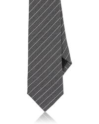 Ralph Lauren Black Label - Men's Fine-striped Twill Necktie - Lyst