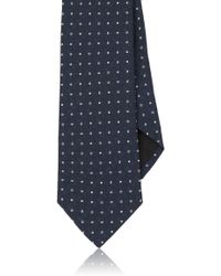 Ralph Lauren Black Label - Micro-square Necktie - Lyst