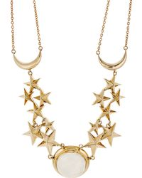 Pamela Love - Moon Age Dream Necklace - Lyst