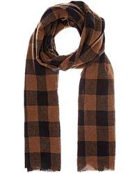Barena - Plaid Wool - Lyst