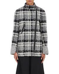 Gauchère - Plaid Tweed Jacket - Lyst
