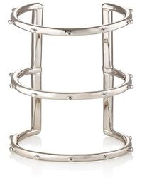 Jennifer Fisher - Triple Organic Stud Cuff - Lyst