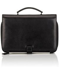 Lanvin - Colorblocked Document Holder - Lyst