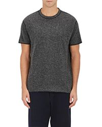 NLST - Heathered Knit T - Lyst