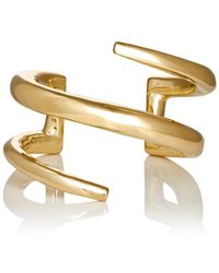 Jennifer Fisher - Large Twisted Cylinder Cuff - Lyst