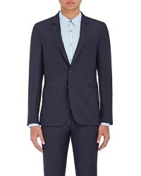 PS by Paul Smith - Pin-dot Wool Jacquard Slim Two - Lyst