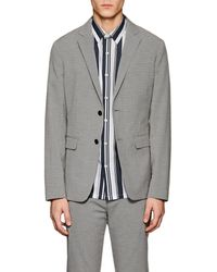 Theory - Clinton Micro-houndstooth Two-button Sportcoat - Lyst
