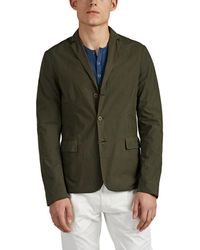 Tomas Maier - Washed Poplin Three-button Sportcoat - Lyst