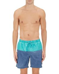 Trunks Surf & Swim | Volley Colorblocked Swim | Lyst
