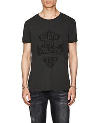 Ksubi - death Machine Lsd Cotton T-shirt - Lyst