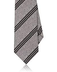 Eidos - Striped Silk Jacquard Necktie - Lyst