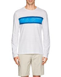 Orlebar Brown - Robby Cotton Long-sleeve T - Lyst